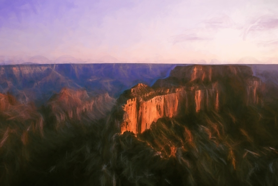 Grand-Canyon-sunset-OGBR-Paintvol0
