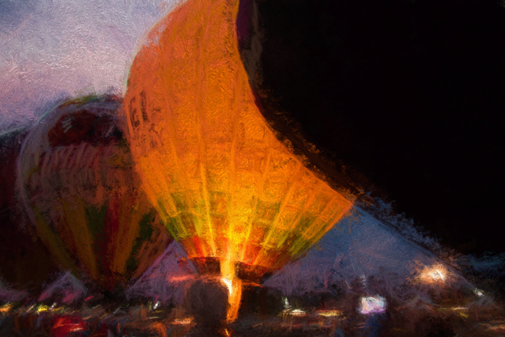 Balloon Glow (reworked)