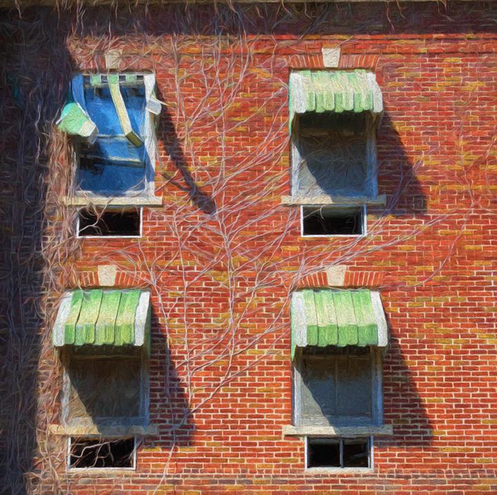 Opaque windows