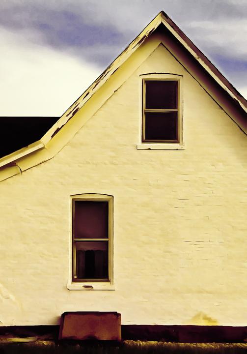 Windows and door to thebasement