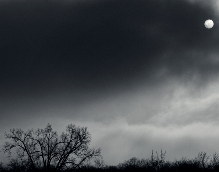 Moody day